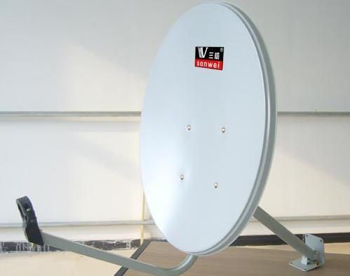 大锅高频头安装图_C锅卫星天线安装KU高频头问题,高手进。-一锅双星卫星天线(大 ...